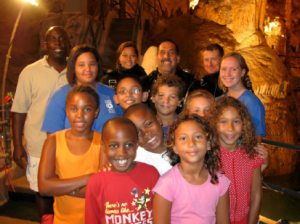 Youth Cave Conservation Field Program, 2008, Bermuda Cave Conservation Expedition